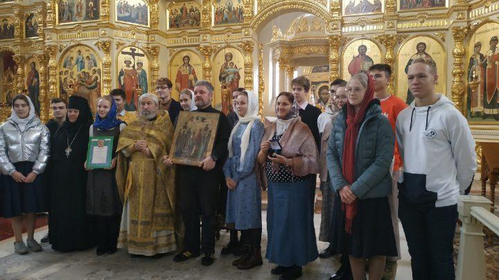 Крестовоздв. монастырь